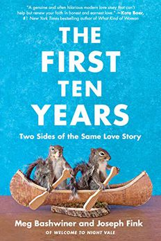 The First Ten Years book cover