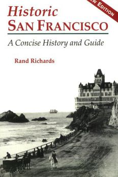 Historic San Francisco book cover