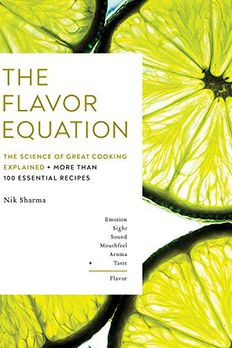 The Flavor Equation book cover