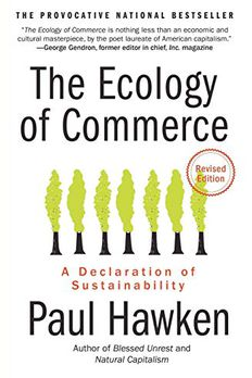 The Ecology of Commerce Revised Edition book cover
