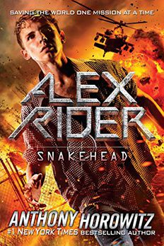Snakehead book cover