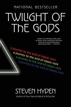Twilight of the Gods book cover