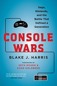 Console Wars book cover