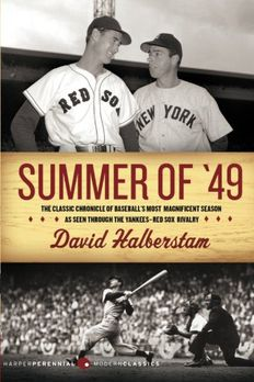 Summer of '49 book cover