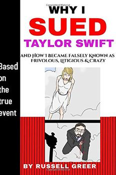 Why I Sued Taylor Swift book cover