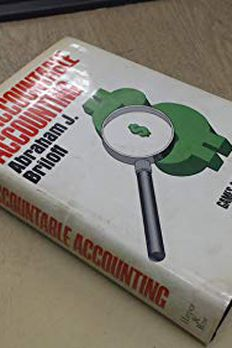 Unaccountable Accounting book cover