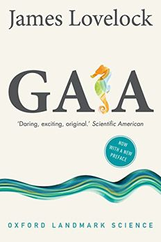 Gaia book cover