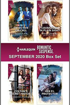 Harlequin Romantic Suspense September 2020 Box Set book cover