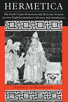 Hermetica book cover