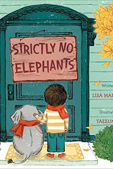 Strictly No Elephants book cover