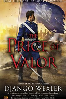 The Price of Valour book cover