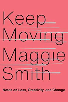Keep Moving book cover