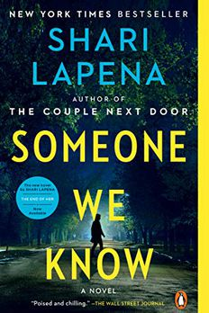 Someone We Know book cover
