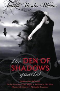 The Den of Shadows Quartet book cover