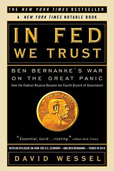 In FED We Trust book cover