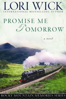 Promise Me Tomorrow book cover
