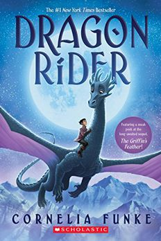 Dragon Rider book cover