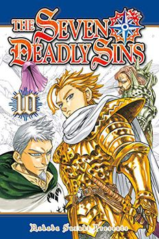 The Seven Deadly Sins, Vol. 10 book cover