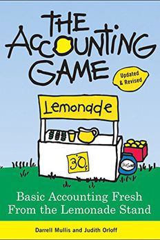 The Accounting Game book cover
