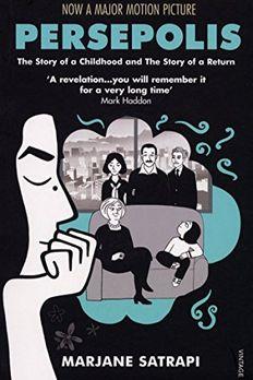 Persepolis book cover