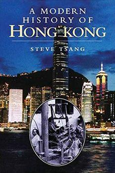 A Modern History of Hong Kong book cover