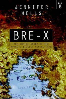 BRE-X book cover