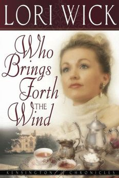 Who Brings Forth the Wind book cover
