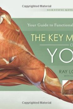 The Key Muscles of Yoga book cover