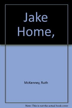 Jake Home book cover