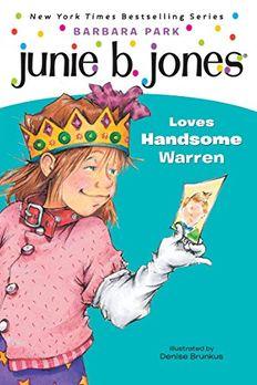Junie B. Jones Loves Handsome Warren book cover