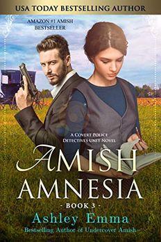 Amish Amnesia book cover