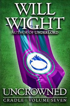 Uncrowned book cover