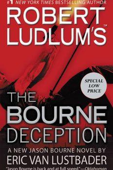 The Bourne Deception book cover