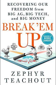 Break 'Em Up book cover
