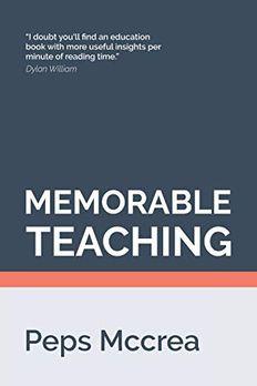 Memorable Teaching book cover
