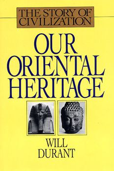 Our Oriental Heritage book cover