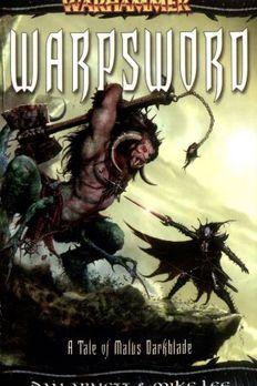 Warpsword book cover