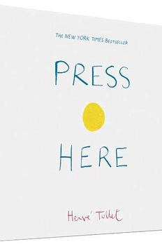 Press Here book cover