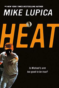 Heat book cover