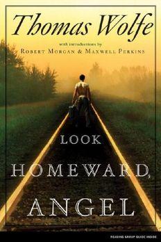 Look Homeward, Angel book cover