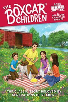 The Boxcar Children book cover