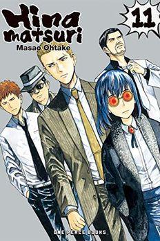 Hinamatsuri Volume 11 book cover