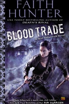 Blood Trade book cover