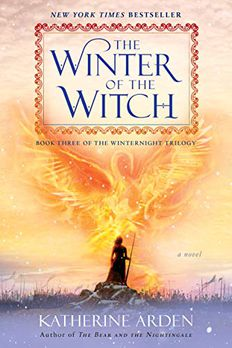 The Winter of the Witch book cover