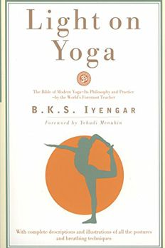 Light on Yoga book cover