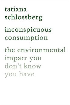 Inconspicuous Consumption book cover