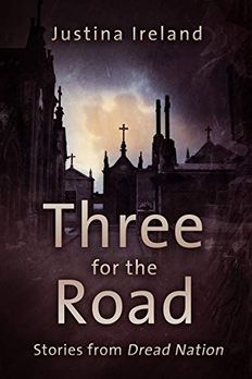 Three for the Road book cover