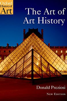 The Art of Art History book cover
