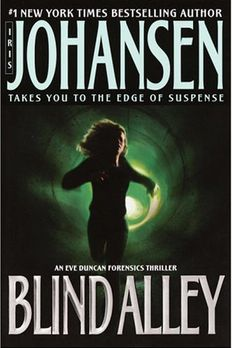 Blind Alley book cover