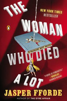 The Woman Who Died a Lot book cover